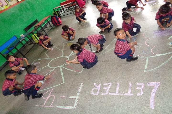 Ajit Karam Singh International Public School-Art
