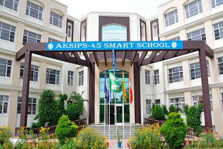 Ajit Karam Singh International Public School-Campus