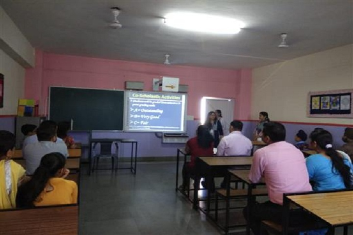 Ajit Karam Singh International Public School-Class