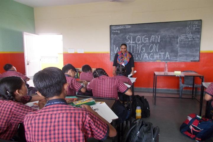 Ajit Karam Singh International Public School-Classroom