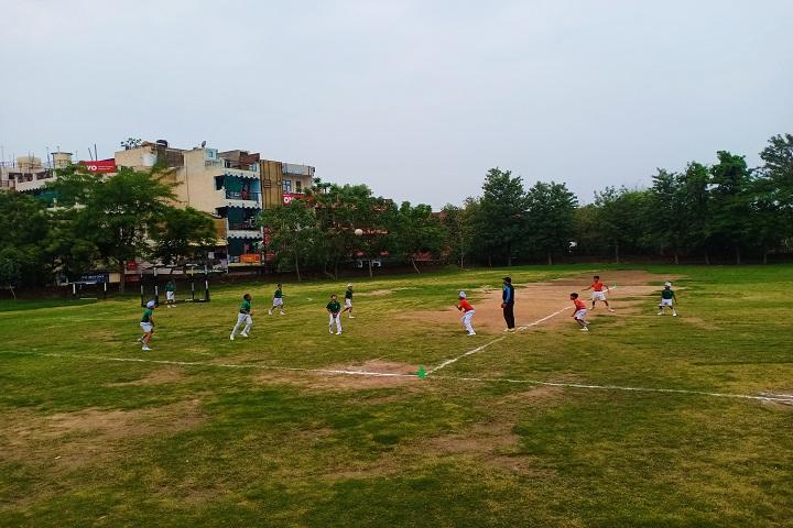 Ajit Karam Singh International Public School-Games