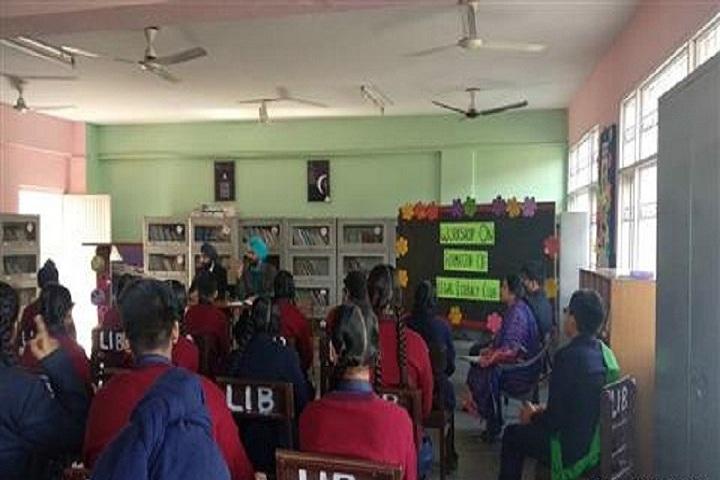 Ajit Karam Singh International Public School-Library