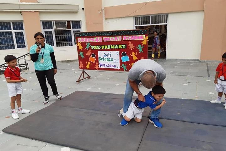 Ajit Karam Singh International Public School-Workshop