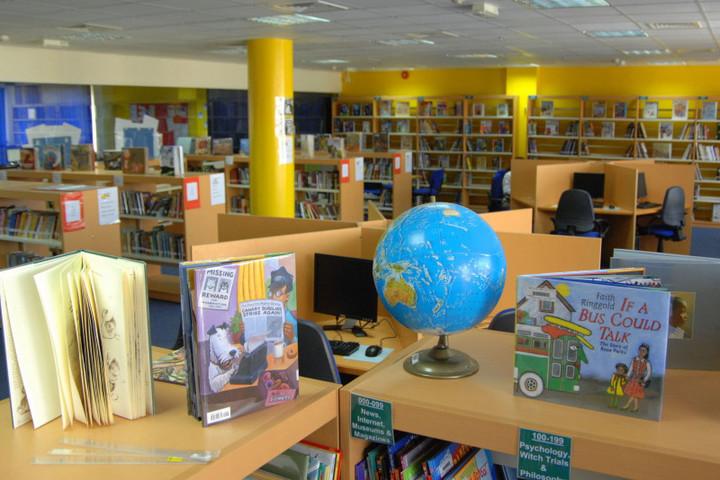 Gems School-Digital Library