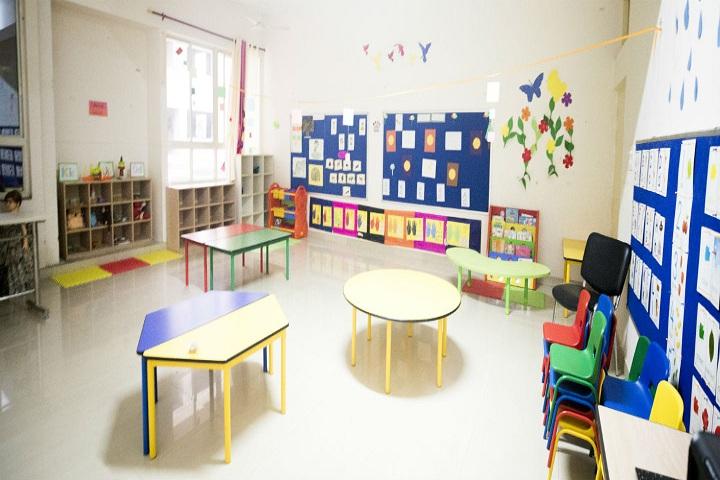 Gems School-Kids Activity Room