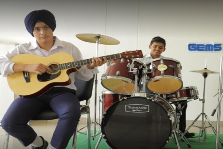 Gems School-Music Room