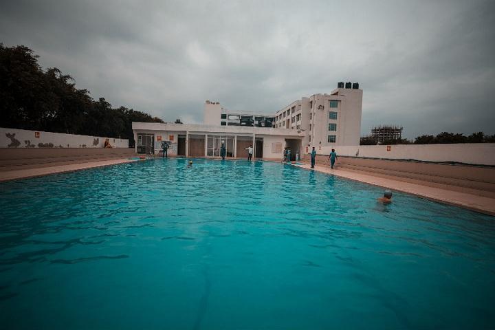 Gems School-Swimming Pool