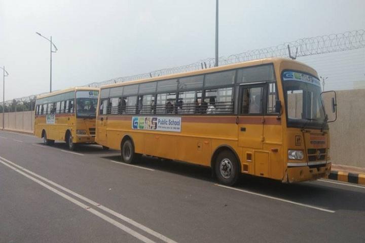 Gems School-Transport