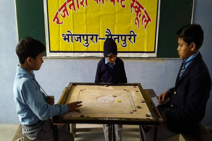 Rajnish Convent School-Indoor Games