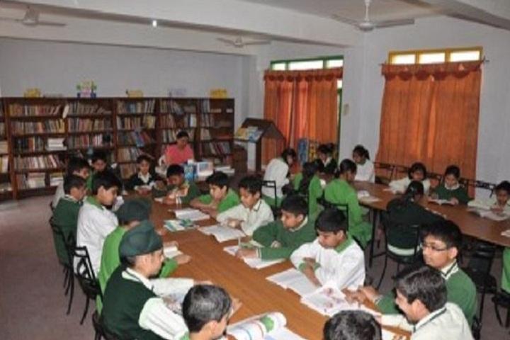 Ashiana Public School-Library