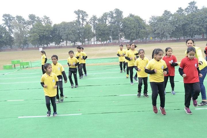 Ashiana Public School- Sports day