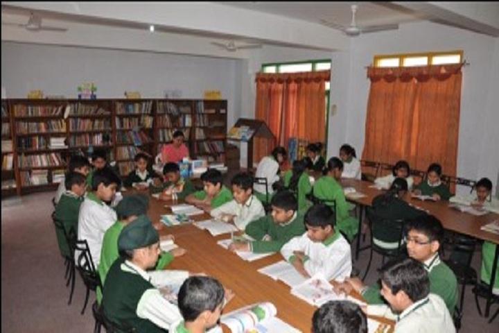Ashiana Public School- library