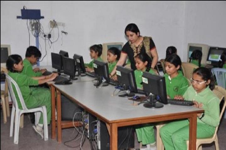 Ashiana Public School-Computer lab