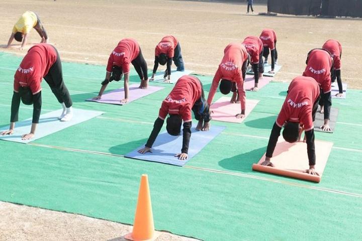 Ashiana Public School-Yoga