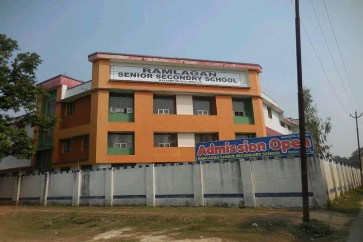 Ram Lagan Senior Secondary School-Campus