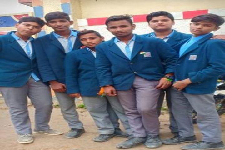 Ram Lagan Senior Secondary School-Students
