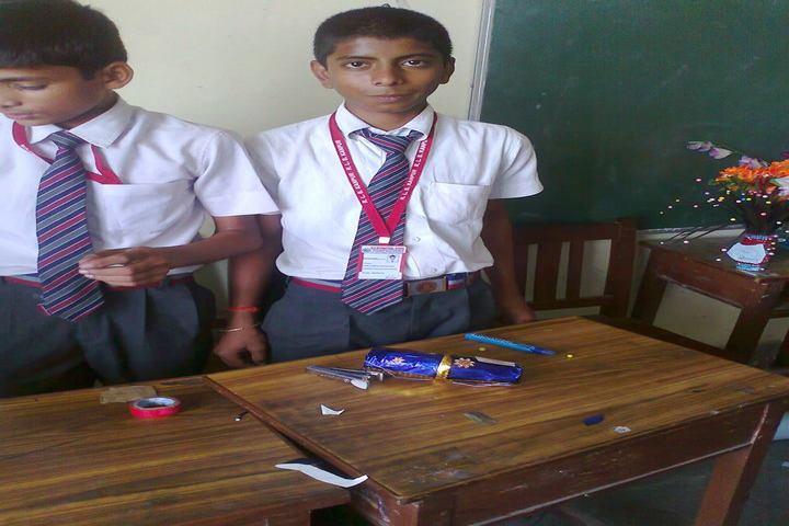 Ram Lakhan Bhatt International School-Art and Craft