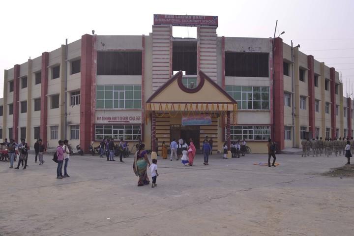 Ram Lakhan Bhatt International School-Campus View
