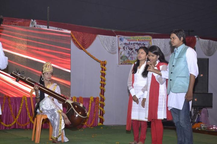 Ram Lakhan Bhatt International School-Drama