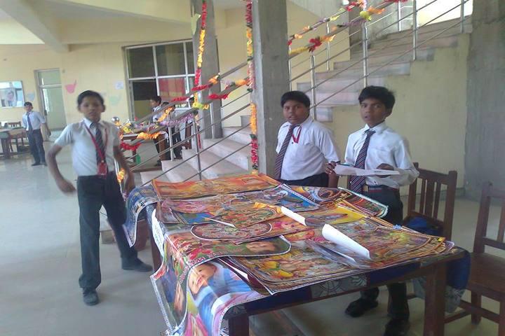 Ram Lakhan Bhatt International School-Exhibition