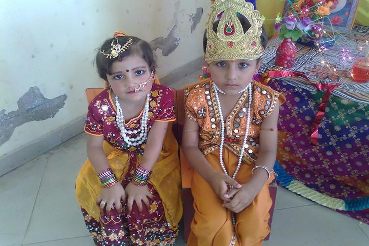 Ram Lakhan Bhatt International School-Festival Celebrations