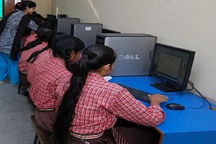 Ram Lakhan Public School-Computer Labs