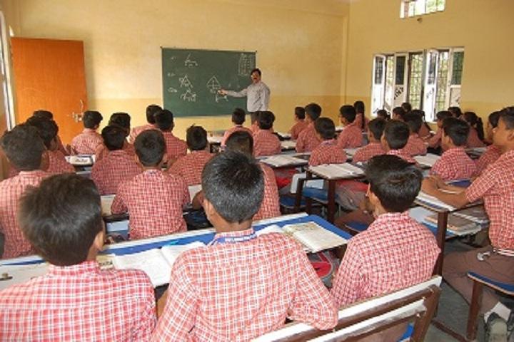 Ram Lakhan Public School-Lecture