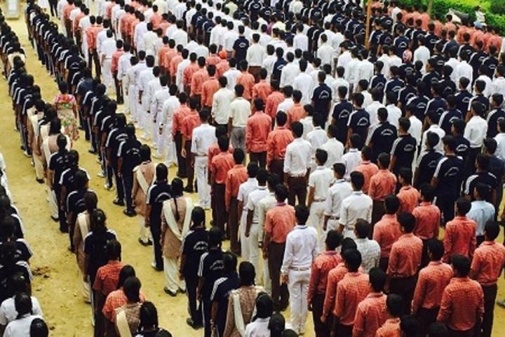 Ram Lakhan Public School-Assembly