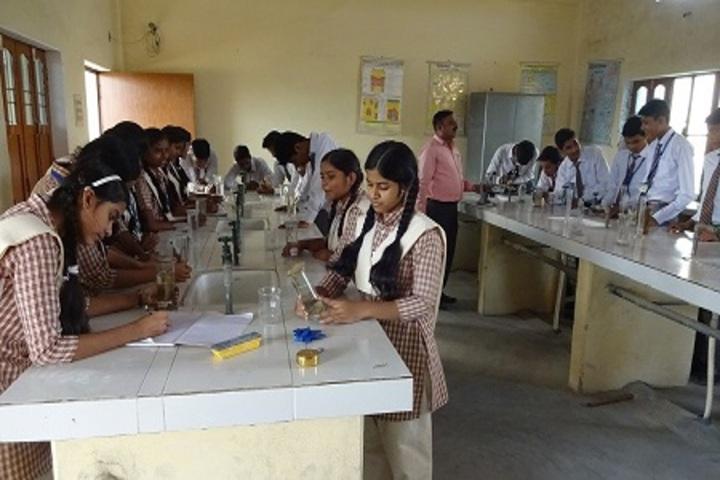 Ram Lakhan Public School-Science Labs
