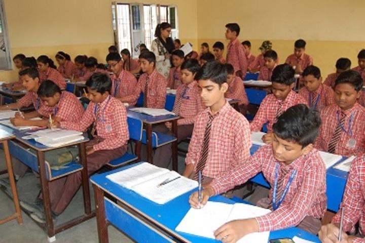 Ram Lakhan Public School-Classroom