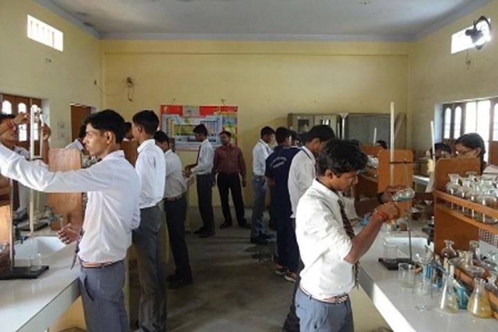Ram Lakhan Public School-Chemistry Labs
