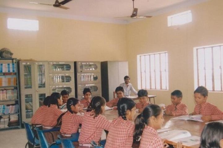 Ram Lakhan Public School-Library