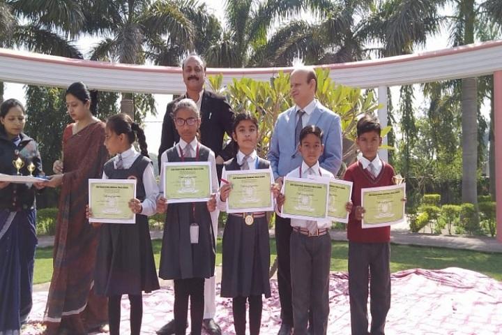 Ram Prasad Bismil Memorial Public School-Certification