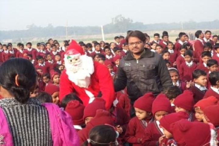 Ram Prasad Bismil Memorial Public School-Christmas Celebrations