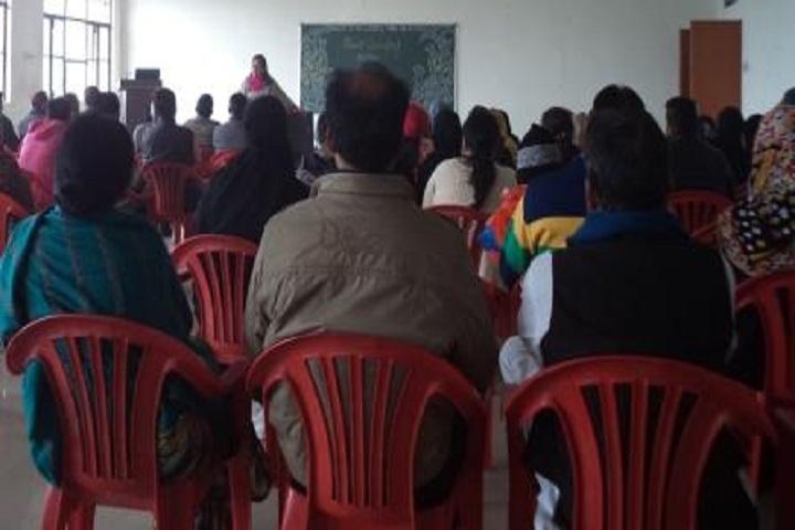 Ram Prasad Bismil Memorial Public School-Orientation