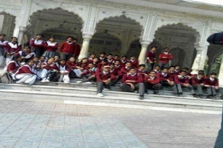 Ram Prasad Bismil Memorial Public School-Tour