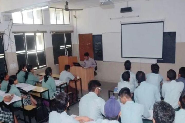 Bal Niketan Model School-Class