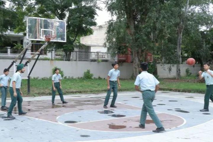 Bal Niketan Model School-Games