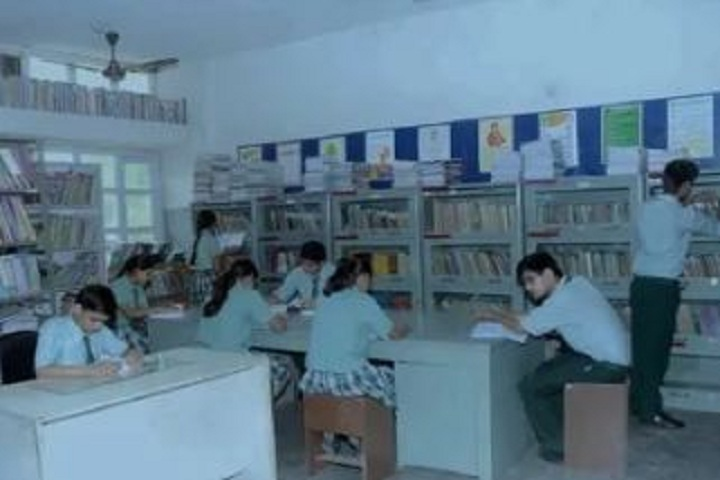 Bal Niketan Model School-Library