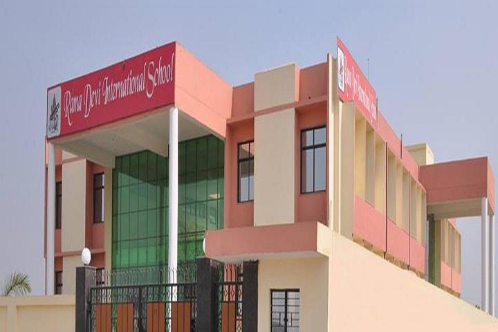Rama Devi International School-Campus View