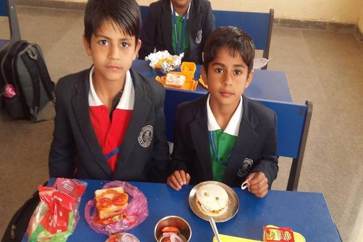 Rama Devi International School-Food Fest