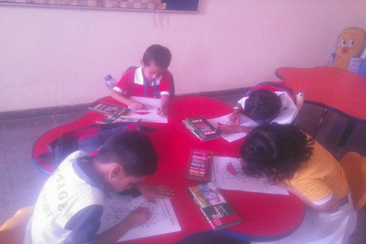 Rama Devi International School-Painting