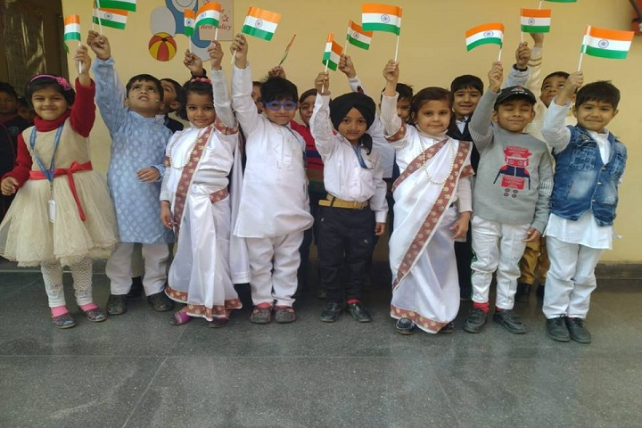 Rama Devi International School-Patriotic Day