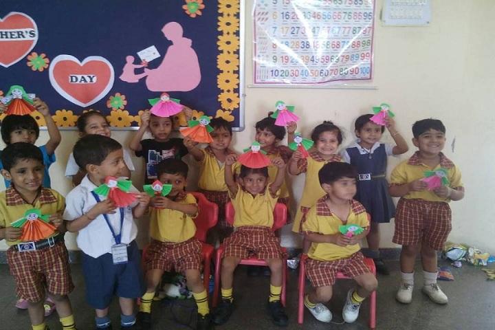 Rama Devi International School-School Activity