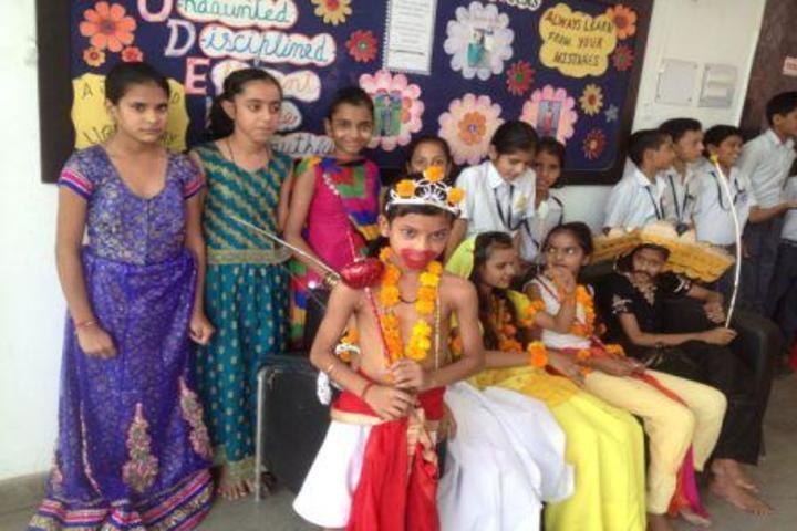 Rama Devi International School-Dussehra