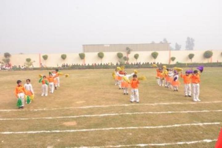 Rama Devi International School-Sports Day