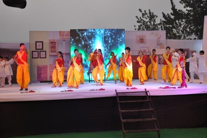Rama International School-Events