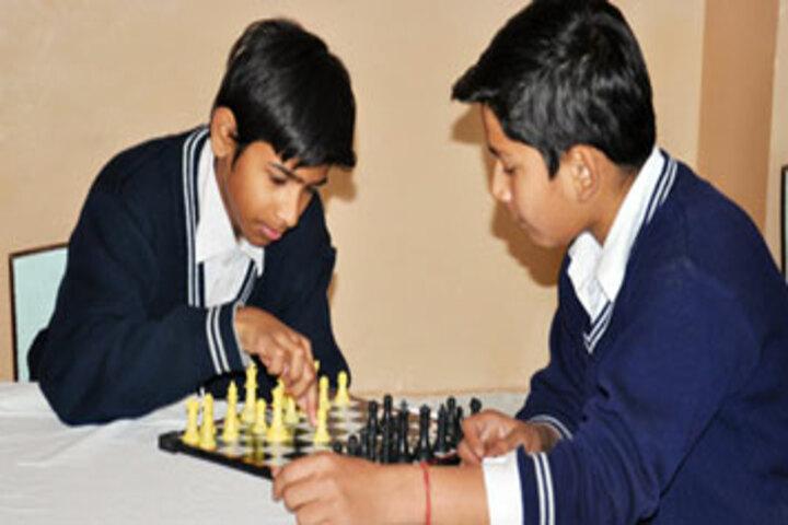 Rama International School-Indoor Games