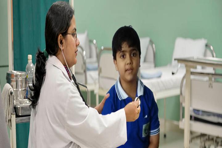 Rama International School-Medical Facility