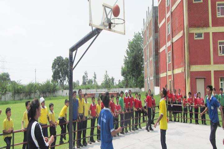 Rama International School-Sports